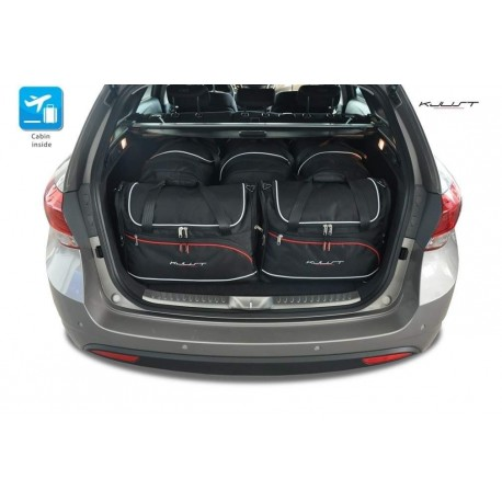 Kit de mala sob medida para Hyundai i40 touring (2011 - atualidade)