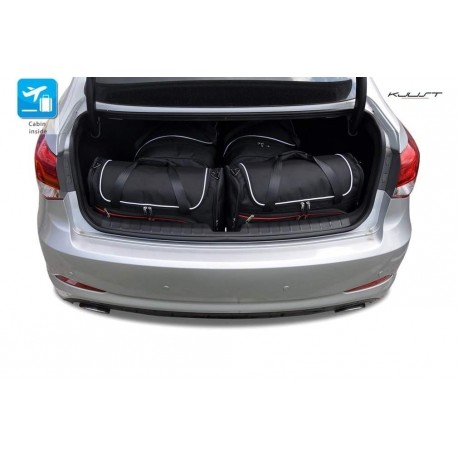 Kit de mala sob medida para Hyundai i40 5 portas (2011 - atualidade)