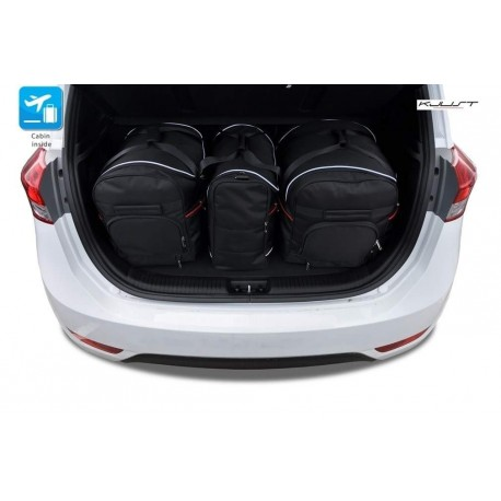 Kit de mala sob medida para Hyundai ix20