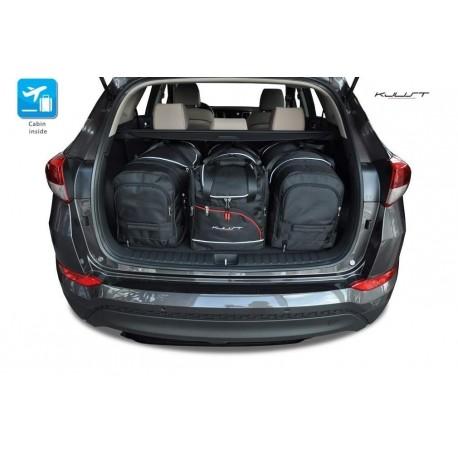 Kit de mala sob medida para Hyundai Tucson (2016 - atualidade)