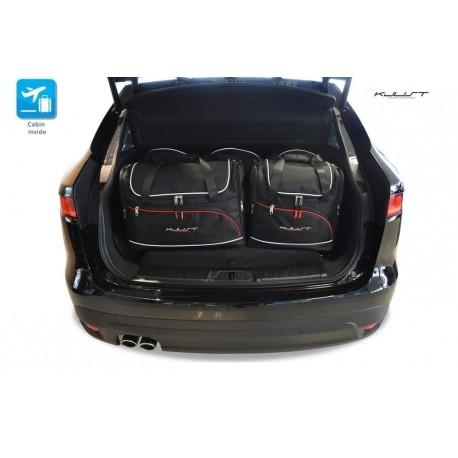 Kit de mala sob medida para Jaguar F-Pace
