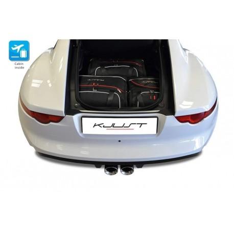 Kit de mala sob medida para Jaguar F-Type