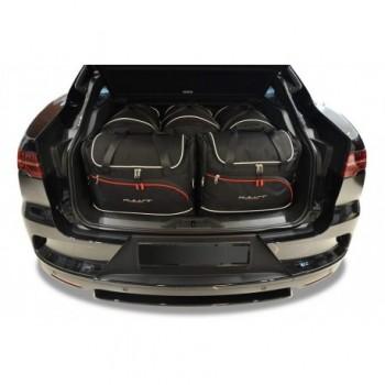 Kit de mala sob medida para Jaguar I-Pace