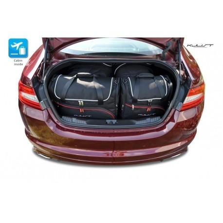 Kit de mala sob medida para Jaguar XF (2008 - 2015)