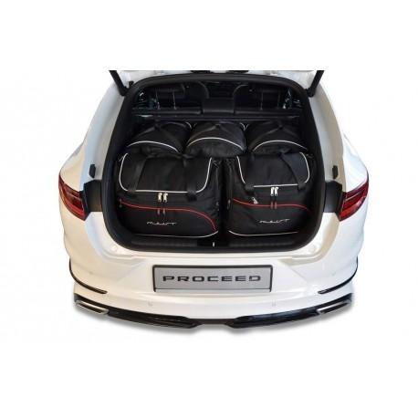 Kit de mala sob medida para Kia Pro Ceed (2019 - atualidade)