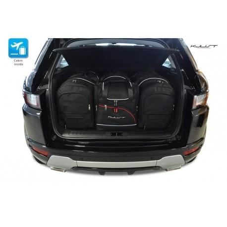 Kit de mala sob medida para Land Rover Range Rover Evoque (2011 - 2015)
