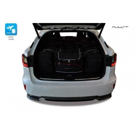 Kit de mala sob medida para Lexus RX (2016 - atualidade)