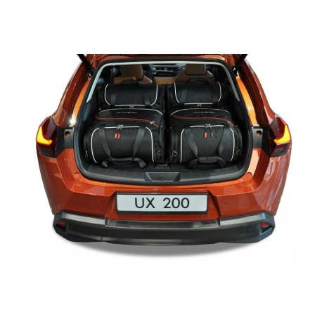 Kit de mala sob medida para Lexus UX