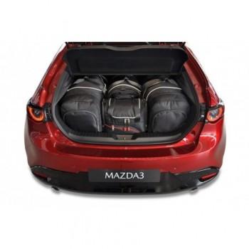 Kit de mala sob medida para Mazda 3 (2017 - atualidade)