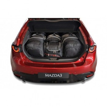Kit de mala sob medida para Mazda 3 (2017 - 2019)