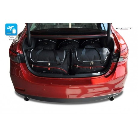 Kit de mala sob medida para Mazda 6 limousine (2013 - 2017)