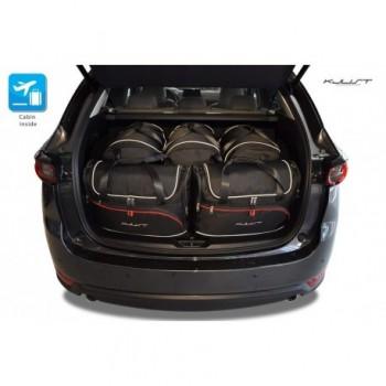 Kit de mala sob medida para Mazda CX-5 (2017 - atualidade)