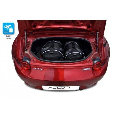 Kit de mala sob medida para Mazda MX-5 (2015 - atualidade)