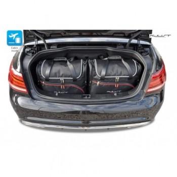 Kit de mala sob medida para Mercedes Classe-E A207 Restyling cabriolet (2013 - 2017)