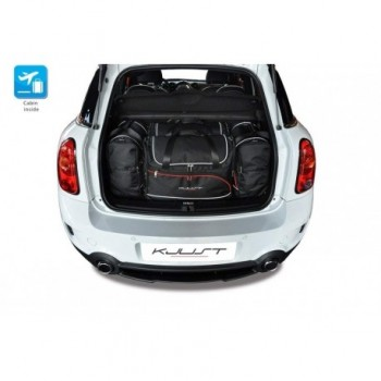 Kit de mala sob medida para Mini Countryman R60 (2010 - 2017)