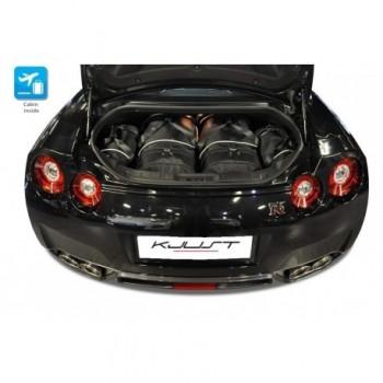Kit de mala sob medida para Nissan GT-R