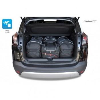 Kit de mala sob medida para Opel Crossland X