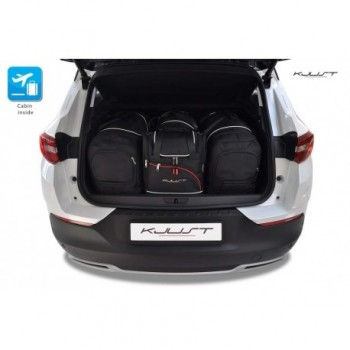 Kit de mala sob medida para Opel Grandland X