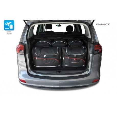 Kit de mala sob medida para Opel Zafira C (2012 - 2018)