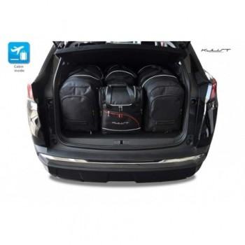 Kit de mala sob medida para Peugeot 3008 (2016 - atualidade)
