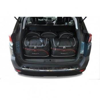 Kit de mala sob medida para Peugeot 5008 5 bancos (2017 - atualidade)