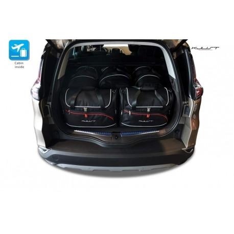 Kit de mala sob medida para Renault Espace 5 (2015-atualidade)