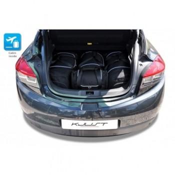 Kit de mala sob medida para Renault Megane 3 ou 5 portas (2009 - 2016)