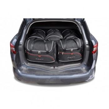 Kit de mala sob medida para Renault Megane touring (2016 - atualidade)