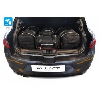 Kit de mala sob medida para Renault Megane 5 portas (2016 - atualidade)