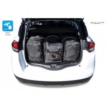 Kit de mala sob medida para Renault Scenic (2016 - atualidade)