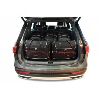 Kit de mala sob medida para Seat Tarraco