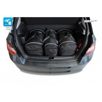 Kit de mala sob medida para Skoda Fabia Hatchback (2015 - atualidade)