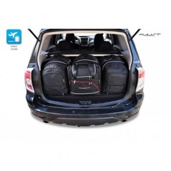 Kit de mala sob medida para Subaru Forester (2008 - 2013)