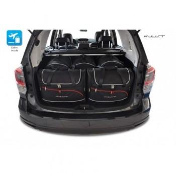 Kit de mala sob medida para Subaru Forester (2013 - 2016)