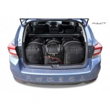 Kit de mala sob medida para Subaru Impreza (2018 - atualidade)