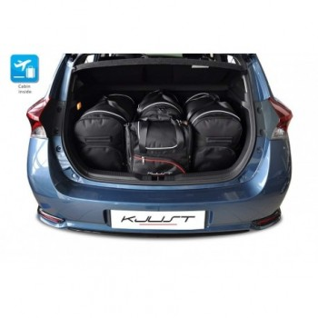 Kit de mala sob medida para Toyota Auris (2013 - atualidade)