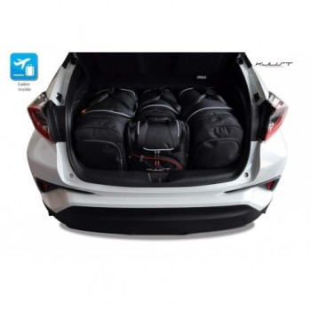 Kit de mala sob medida para Toyota C-HR