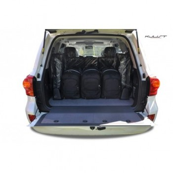 Kit de mala sob medida para Toyota Land Cruiser 150 longo (2009-atualidade)