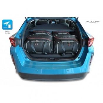 Kit de mala sob medida para Toyota Prius (2016 - atualidade)