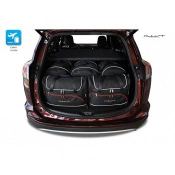 Kit de mala sob medida para Toyota RAV4 (2013 - atualidade)