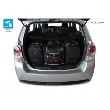 Kit de mala sob medida para Toyota Verso (2013 - atualidade)