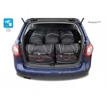 Kit de mala sob medida para Volkswagen Passat B6 touring (2005 - 2010)