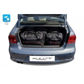 Kit de mala sob medida para Volkswagen Passat B7 (2010 - 2014)