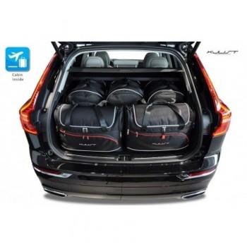 Kit de mala sob medida para Volvo XC60 (2017 - atualidade)