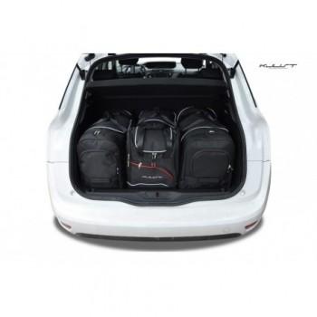 Kit de mala sob medida para Citroen C4 Picasso (2013 - atualidade)