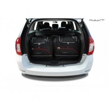 Kit de mala sob medida para Dacia Logan MCV (2017 - atualidade)