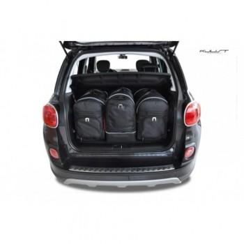 Kit de mala sob medida para Fiat 500 L (2012 - atualidade)