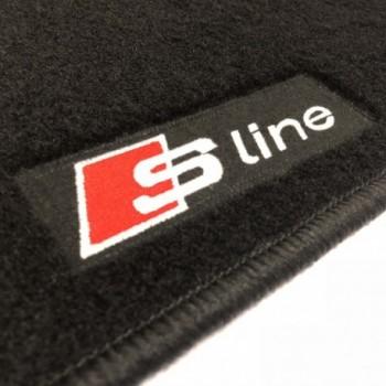 Tapetes Audi A2 à medida S-Line