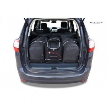 Kit de mala sob medida para Ford C-MAX Grand (2010 - 2015), 7 bancos