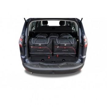 Kit de mala sob medida para Ford S-Max 7 bancos (2006 - 2015)